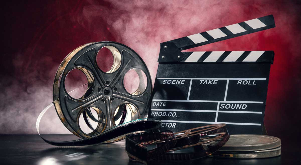 Die amerikanische Nacht ist eine Filmtechnik