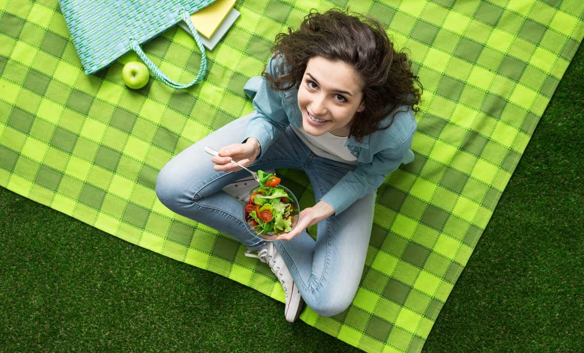 Basische Ernährung ist fleischarm