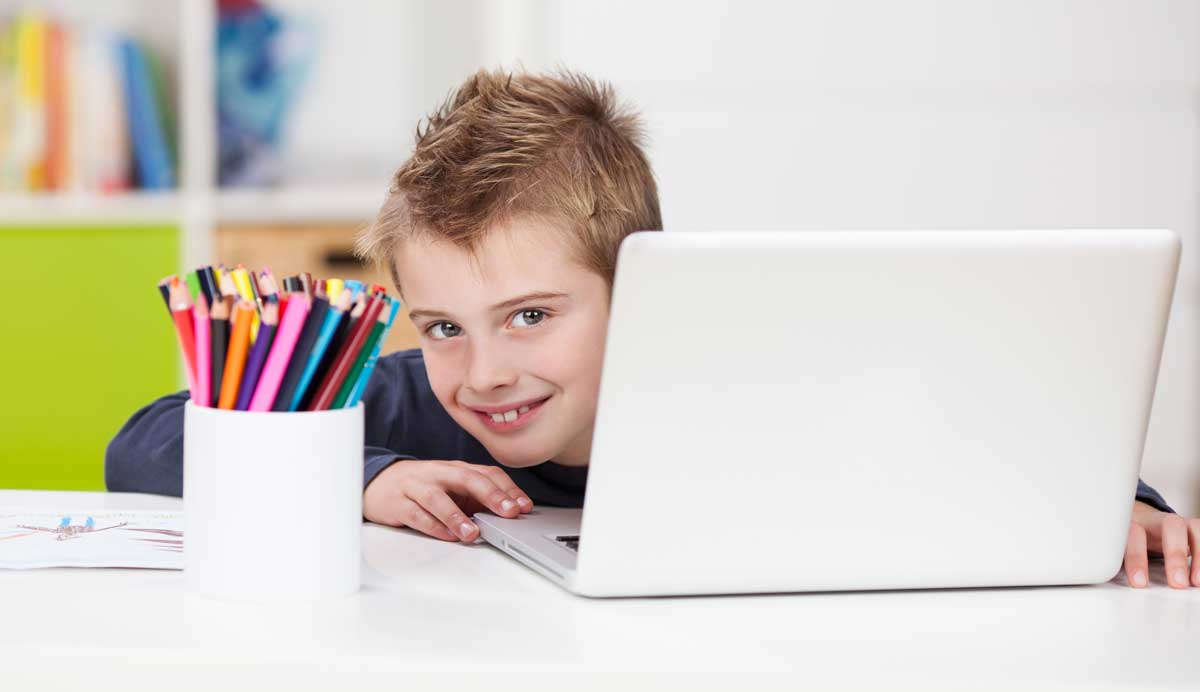 Wann brauchen Kinder eine E-Mail-Adresse?