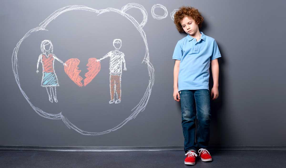 Scheidung und Kinder