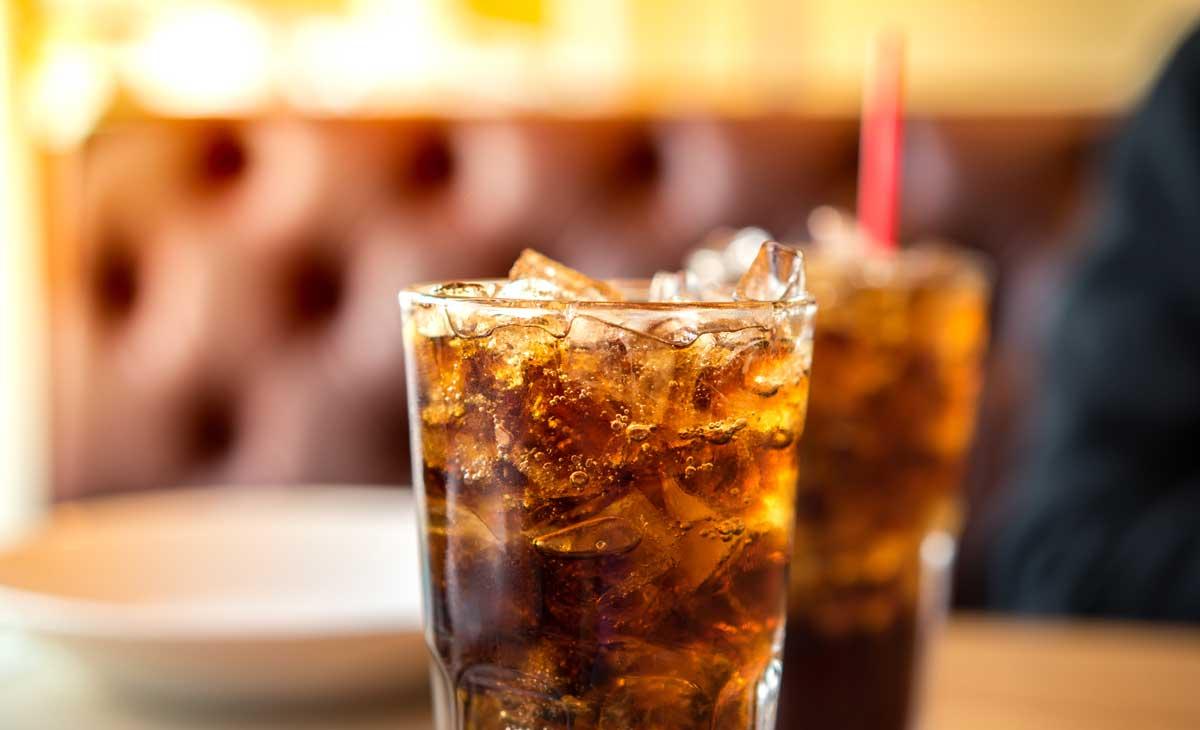 Glas Cola